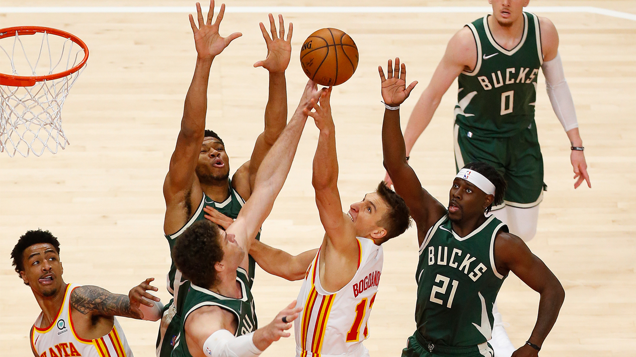 Bucks vs Hawks live stream: how to watch game 1 NBA playoffs online from anywhere