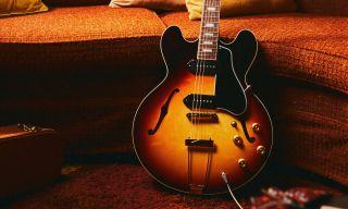 Gibson's new Slim Harpo Lovell ES-330