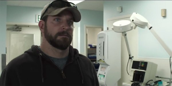 Bradley Cooper Gained A Ton Of Weight For American Sniper - CINEMABLEND