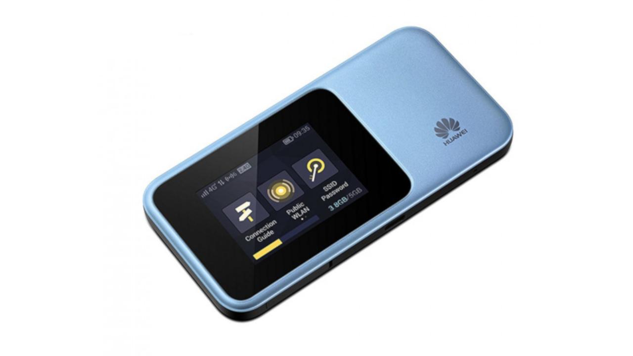 Huawei E5788 Gigabit LTE Cat.16 Mobile Hotspot