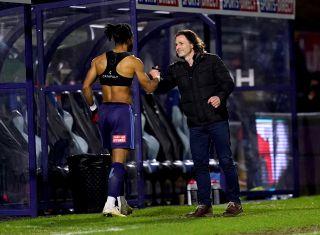Wycombe Wanderers v Reading – Sky Bet Championship – Adams Park