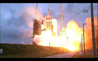 orion spacecraft launch, mars missions, esa, nasa