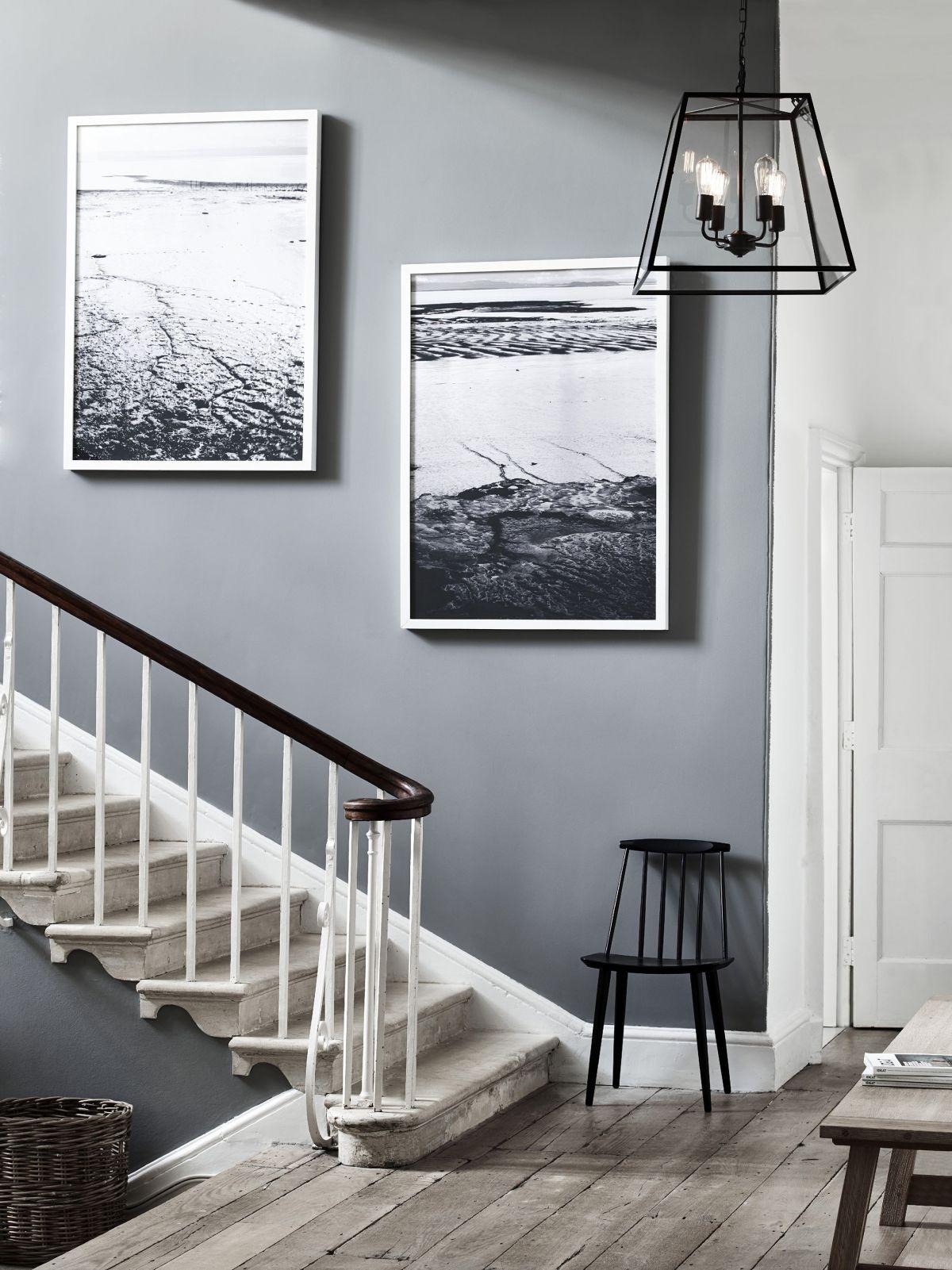 Stylish hallway lighting ideas   Real Homes on track lighting ideas, hall lighting ideas, wallpaper for hallways ideas,