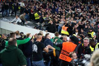 West Ham United v Rapid Vienna – UEFA Europa League – Group H – London Stadium