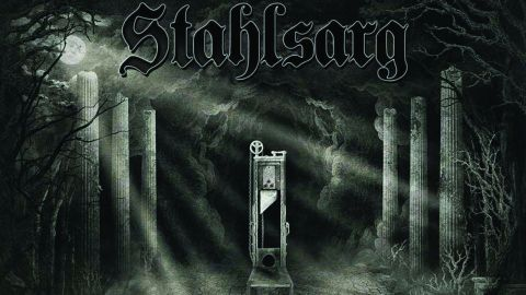 Cover art for Stahlsarg - Mechanisms Of Misanthropy album
