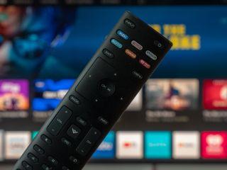 Vizio P Series TV and Remote