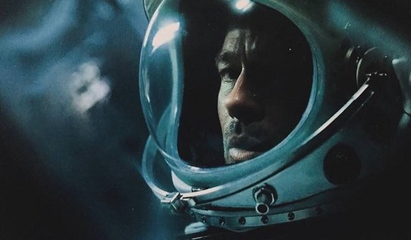 Ad Astra Brad Pitt suited up for space travel