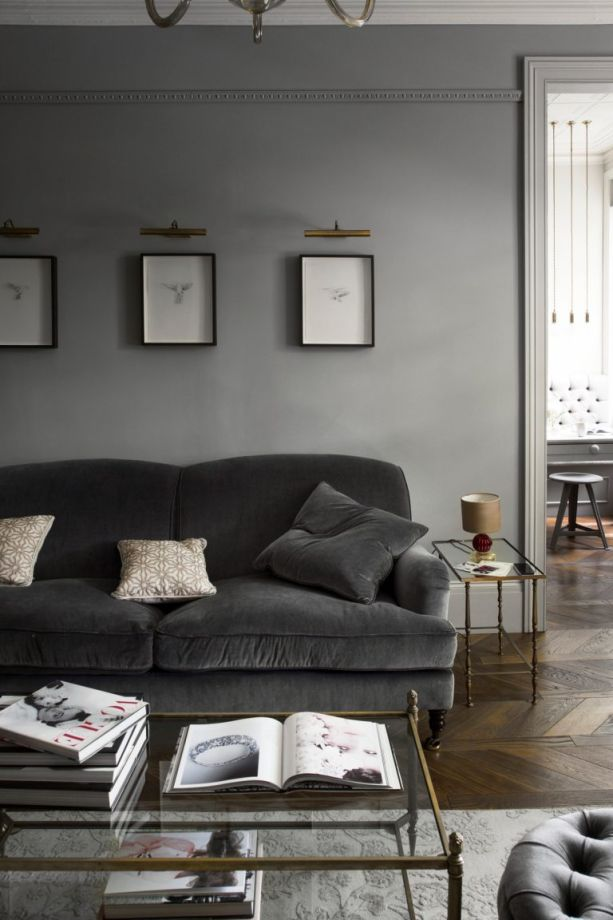 Gorgeous Grey Living Room Ideas And Inspiration,Modern Exhibition Stand Design