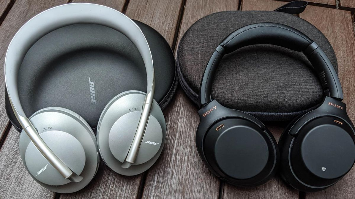 Sony WH-1000xM4 vs. Bose 700: Which is best?