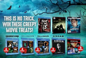 Enter For A Chance To Win CinemaBlend's Huge Horror Film Giveaway