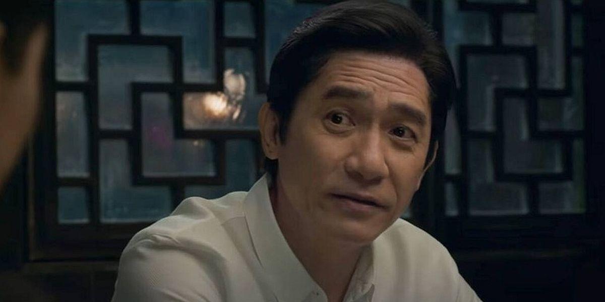 Tony Leung in Shang-Chi