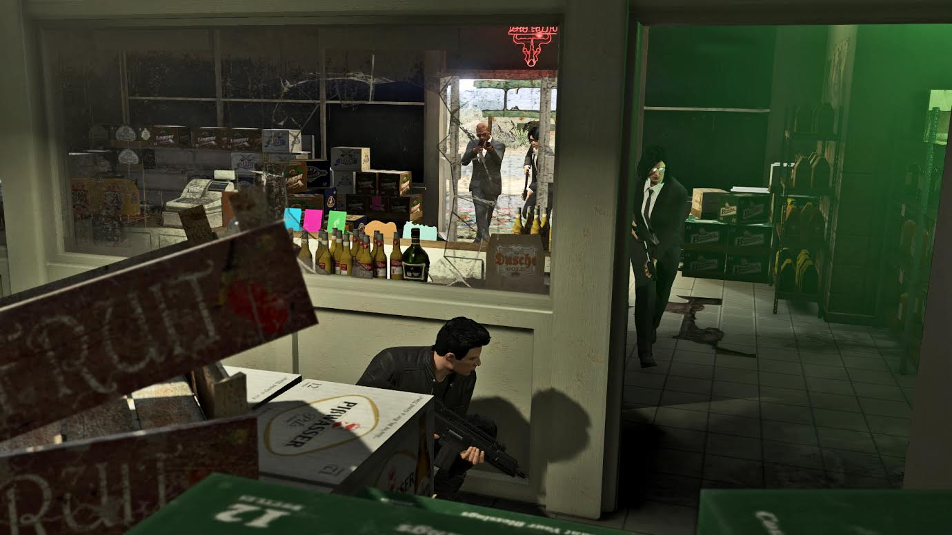 GTA 5 Online Heists Will Launch With New PvP Modes #32616