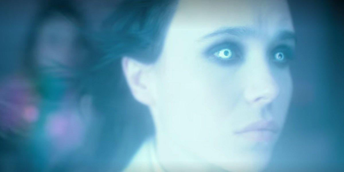 Ellen Page as Vanya in Umbrella Academy