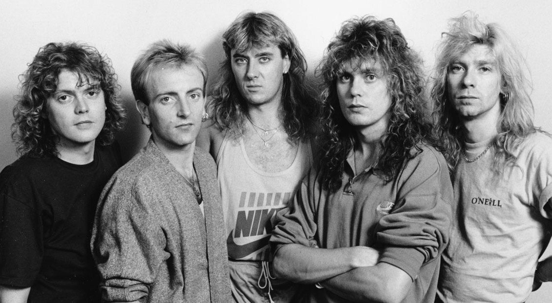 The Story Behind The Song: Def Leppard's Pour Some Sugar On Me