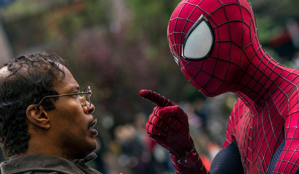Electro The Amazing Spider-Man 2