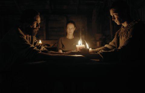 Carel Nel and Alex van Dyk star in ecological horror film 'Gaia.'