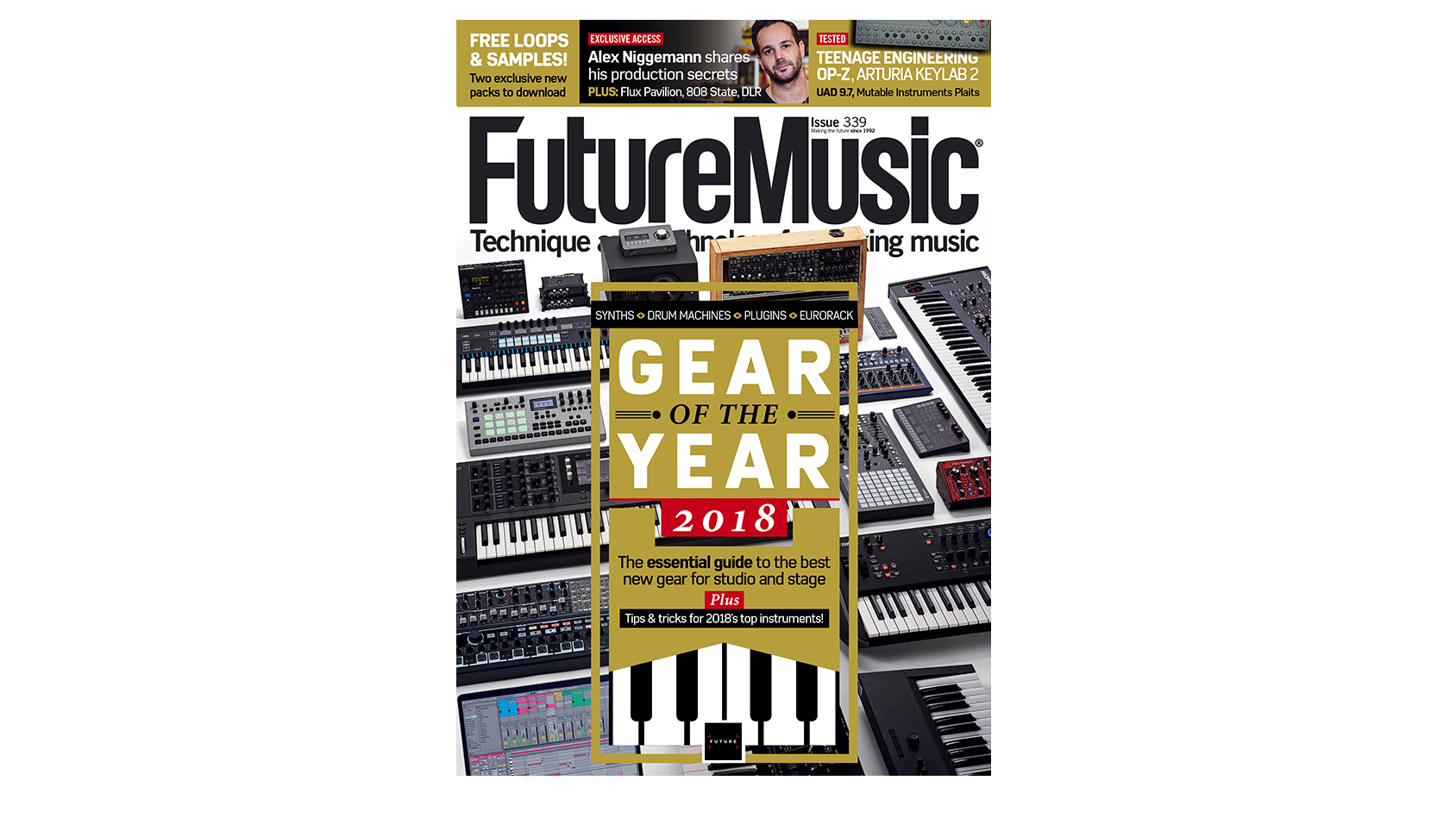 Issue 339 of Future Music is on sale now | MusicRadar