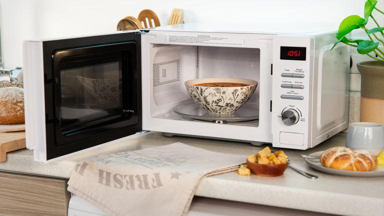 Best Small Microwave Rus Hobbs Aura Rhm2079a 20 Litre