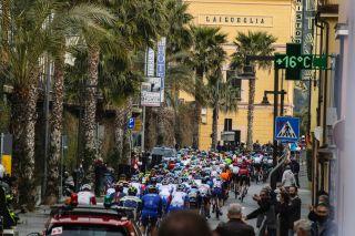 The 2021 Trofeo Laigueglia