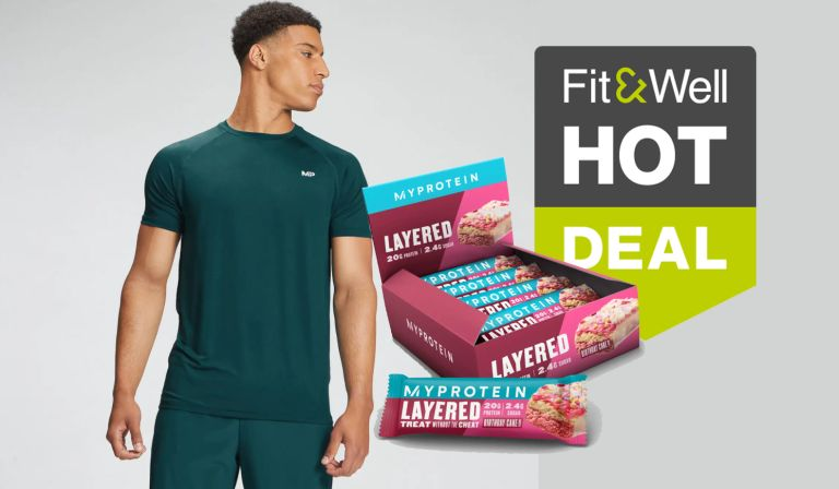MyProtein deal on Fit&Well