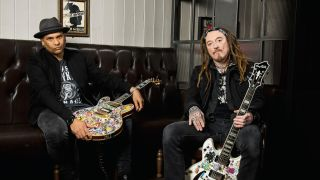 On their 30th anniversary as a band, Ginger and CJ from The Wildhearts look back