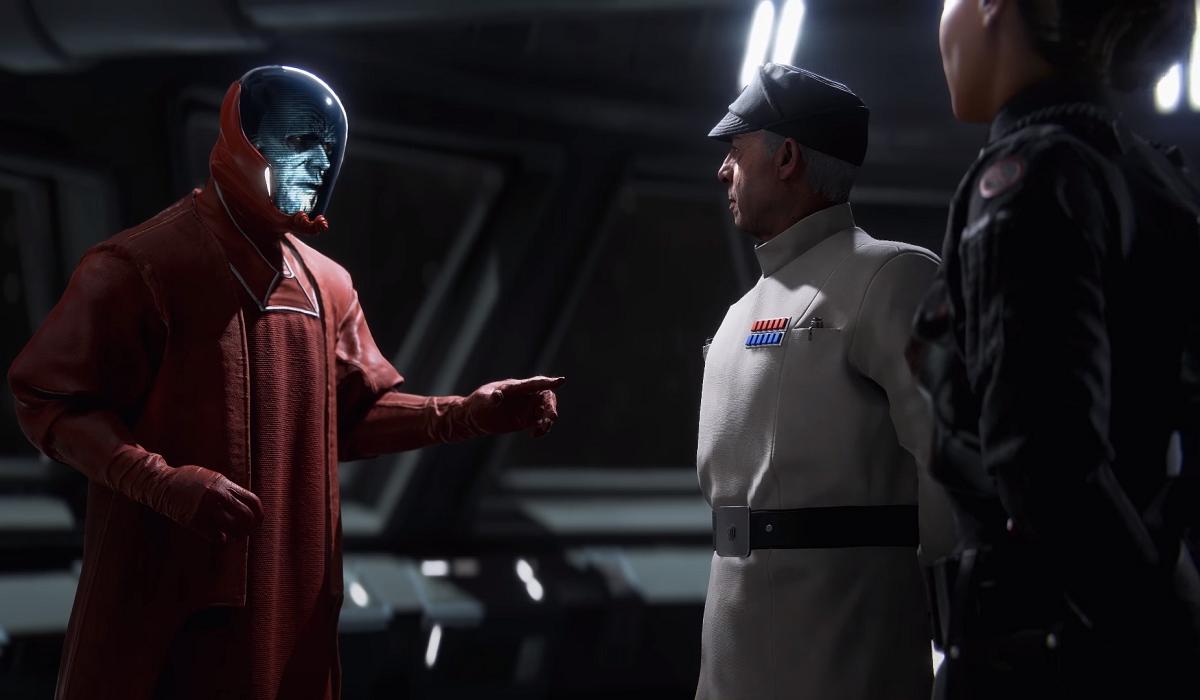 Emperor Droid Star Wars Battlefront 2
