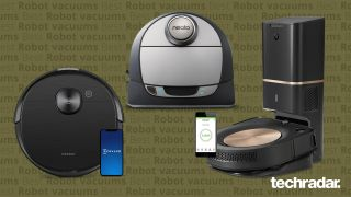 The Roomba S9+, Neato D7 Connected and the Ecovacs Deebot T8 AIVI - the best robot vacuums we've tested
