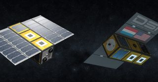 Deep Space Industries' Prospector-X nano-satellite