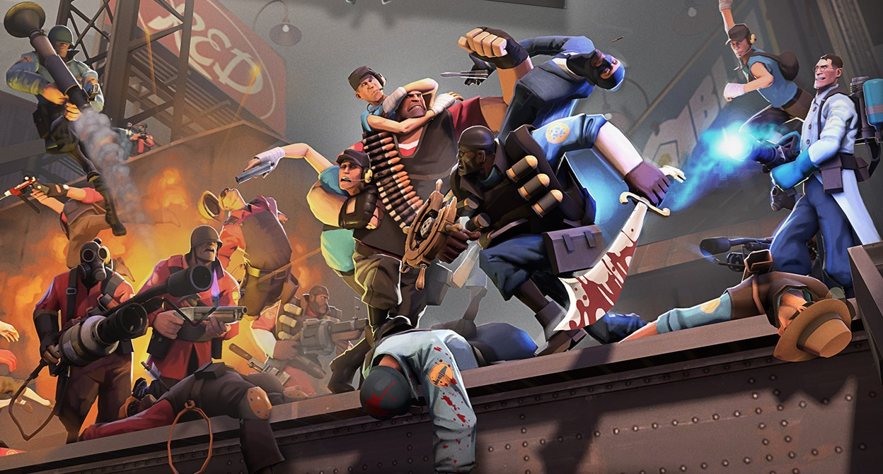 Team fortress 2 matchmaking release date
