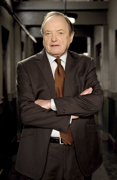 James Bolam quits New Tricks