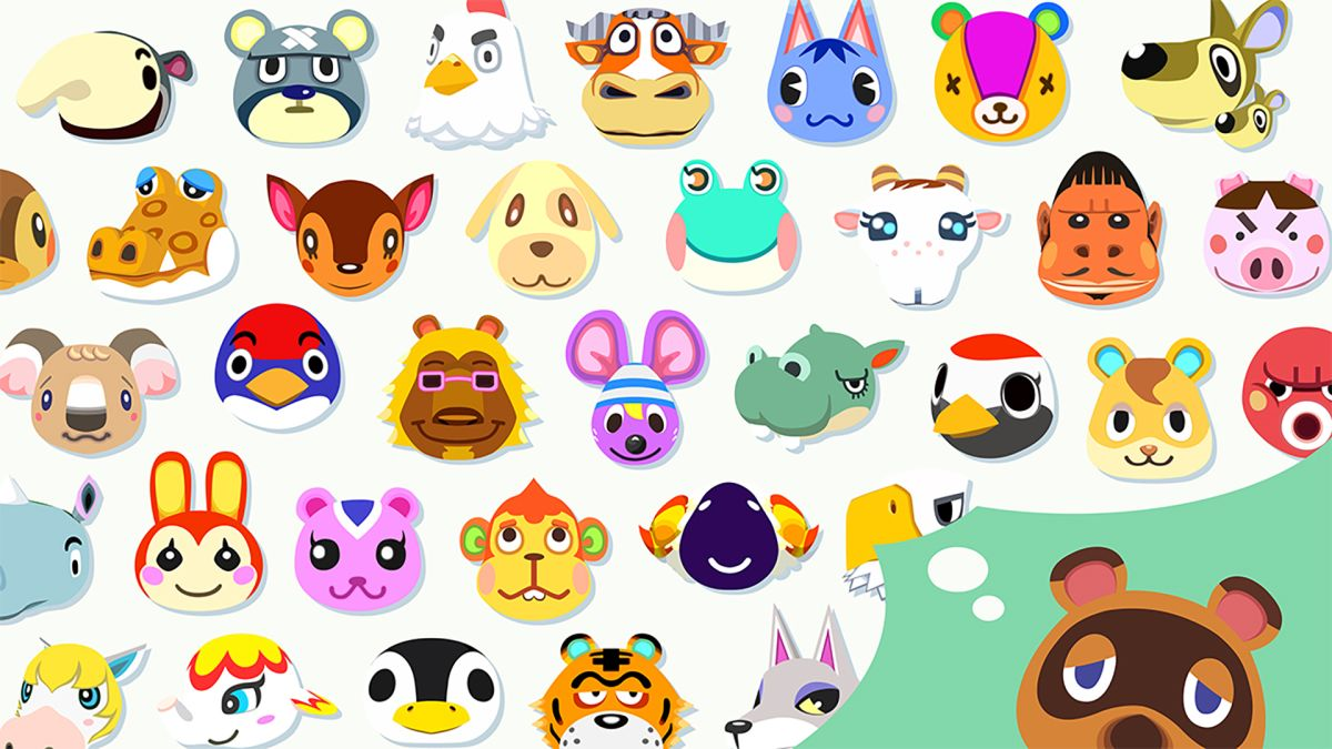 Animal Crossing: New Horizons includes 383 villagers from the series - GamesRadar+