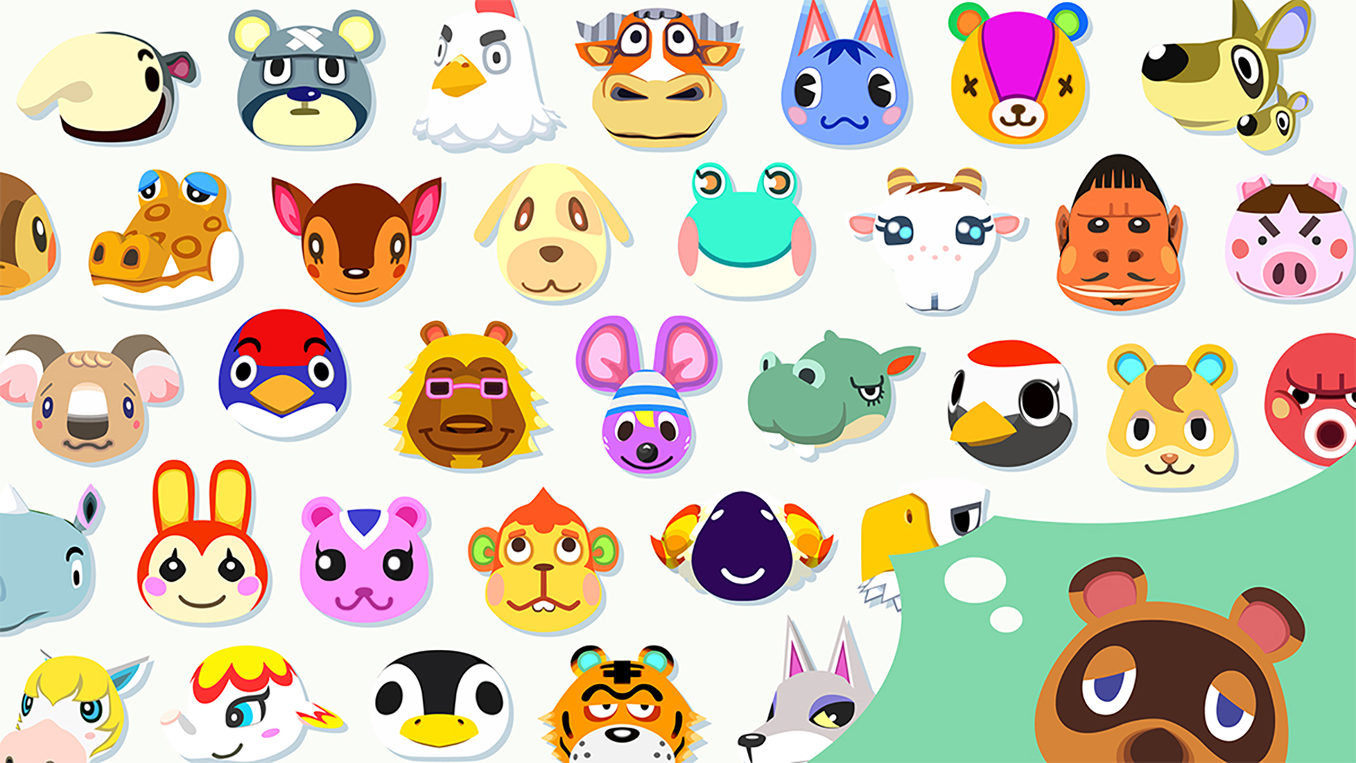 Animal Crossing New Horizons Includes 383 Villagers From The