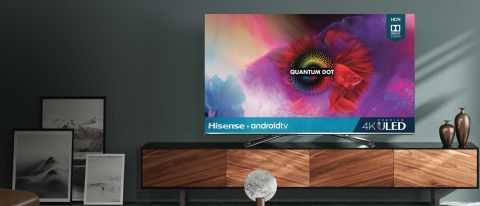 Hisense H9G Quantum Android TV (55H9G) review