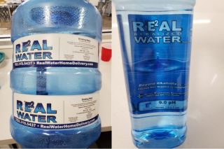"The FDA is warning people not to use a brand of alkaline water known as ""Real Water"" after the product was linked with at five cases of serious liver problems."