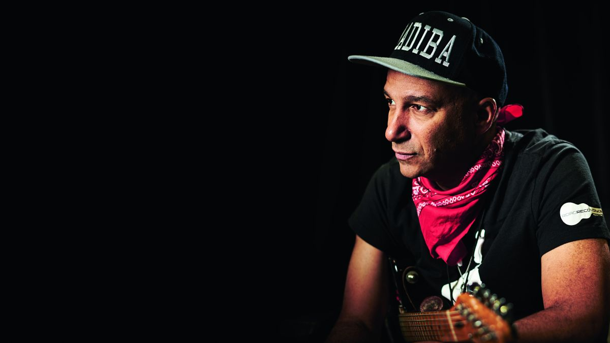 """Tom Morello: """"I've been accused countless times of using a ton of effects - but I've used the same four pedals for the last 30 years"""""""