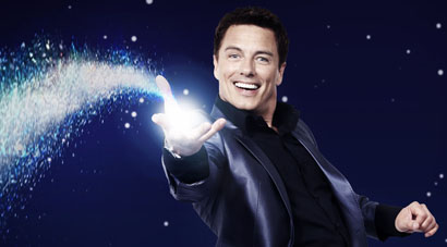 A quick chat with John Barrowman