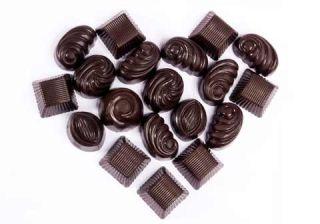 chocolate, sweets