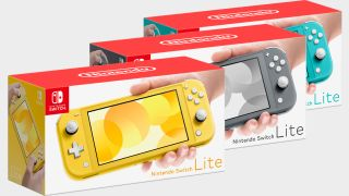 Get a Nintendo Switch Lite for just £175 at eBay right now - deal ends tonight!