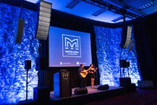 Martin Audio to Hold MLA Demo Sessions in Nashville