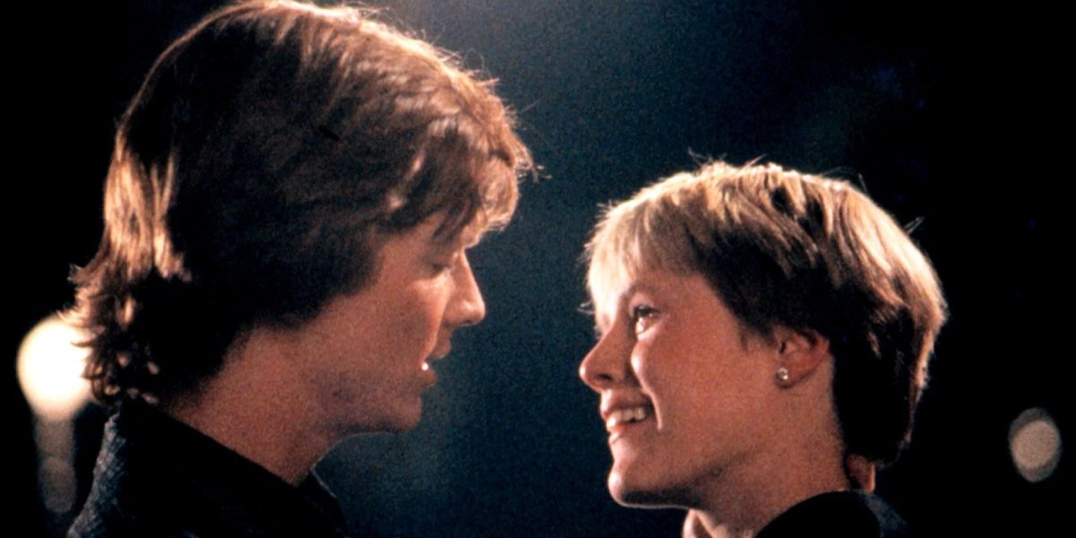 Eric Stoltz and Mary Stuart Masterson in Some Kind of Wonderful