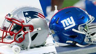 Patriots vs Giants live stream
