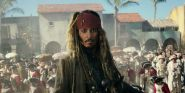 Watch Johnny Depp Dress As Captain Jack Sparrow And Visit Kids In The Hospital