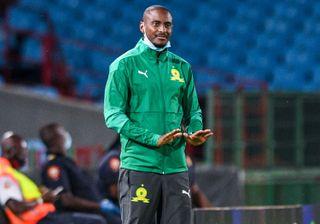 Mamelodi Sundowns co-coach Rhulani Mokwena