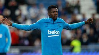 Ousmane Dembele Barcelona Borussia Dortmund