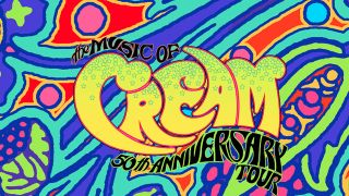 The Music Of Cream logo