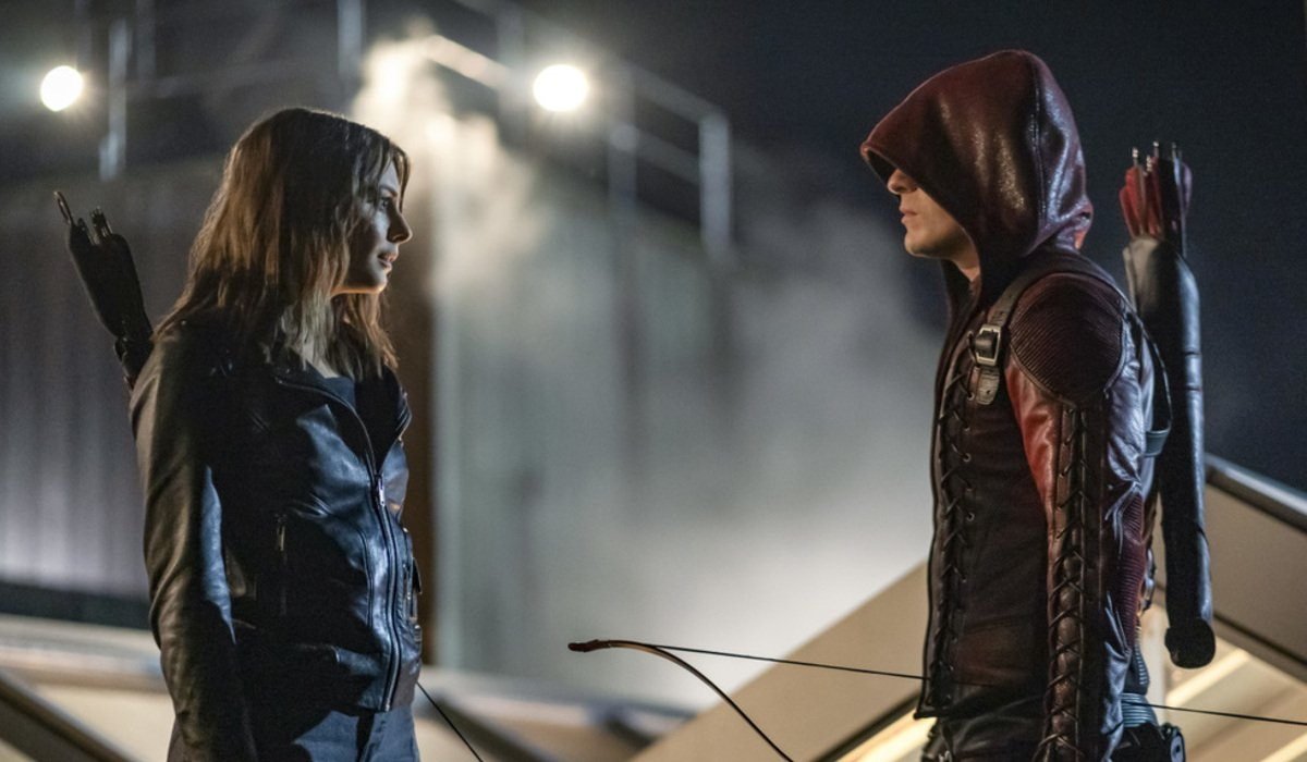 arrow series finale thea queen roy harper the cw