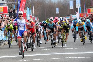 Groupama-FDJ sprinter Marc Sarreau wins stage 3 of the 2019 Etoile de Bessèges