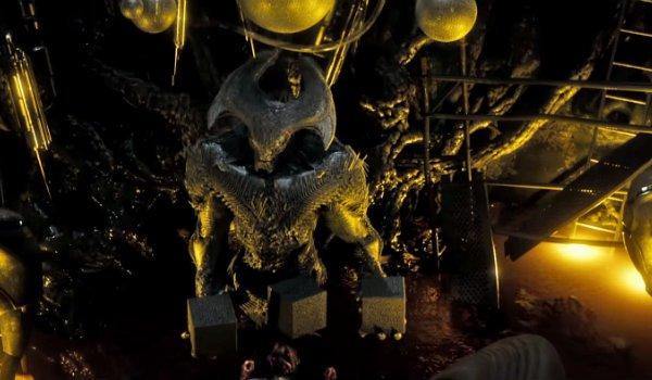 Batman V Superman Steppenwolf scene