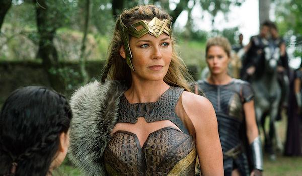 Connie Nielson as Hippolyta in Wonder Woman