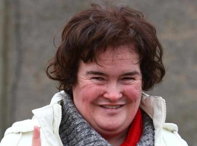 Susan Boyle 'made me look an idiot', says Cowell